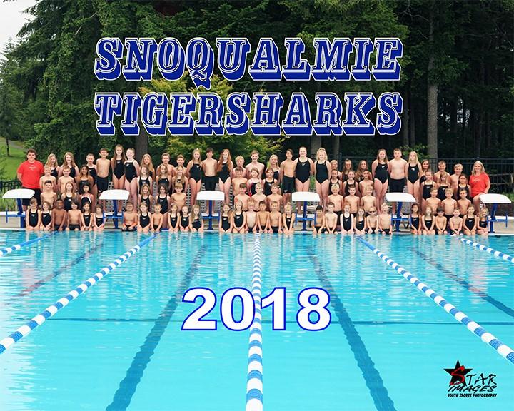 Snoqualmie Swim Team 2018